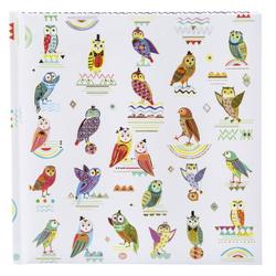 Goldbuch Poesiealbum Owls   96 Seiten