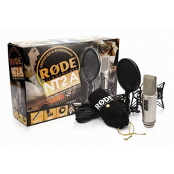 Rode NT2-A Studio Solution Kit inklusive SM6, XLR-Kabel, DVD