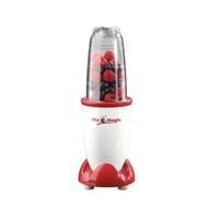 GOURMETmaxx Mr. Magic Standmixer rot/weiß 400 W