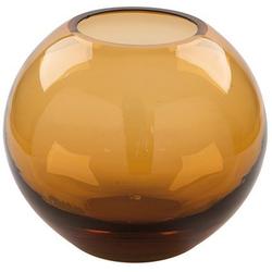 Fink Kugelvase MOON (1 Stück), aus Glas, Höhe ca. 13,5 cm