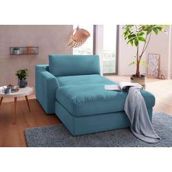 sit&more Recamiere blau