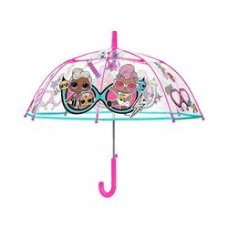 p:os Langregenschirm Stockschirm LOL Surprise, Gr. 45/8 rosa