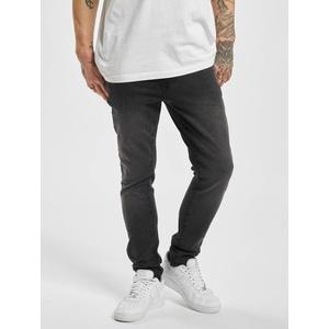 Urban Classics Slim Fit Jeans Männer  Slim Fit in schwarz
