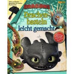 Dragons: Drachenbasteln leicht gemacht als Buch von