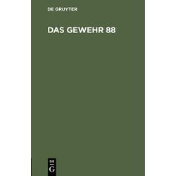 Das Gewehr 88 als Buch von