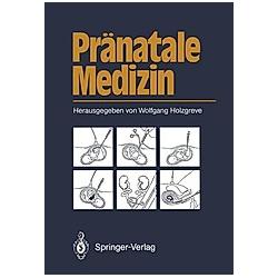 Pränatale Medizin - Buch