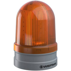 Werma Signaltechnik Signalleuchte Maxi TwinLIGHT 12/24VAC/DC YE 24 V/DC