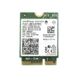 Intel® Wi-Fi 6 AX201 M.2 non vPro Netzwerk-Adapter