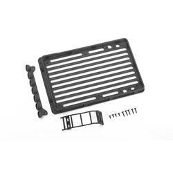 RC4WD VVV-C1044 Dachgepäckträger Mikro-Serie mit Lichtset und Leiter