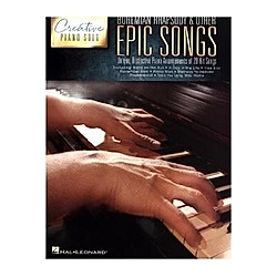 Creative Piano Solo Bohemian Rhapsody & Other Epic Songs -Piano- (Book) - Buch
