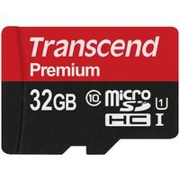 Transcend microSDHC 32GB Class 10 UHS-I