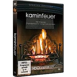 Kaminfeuer in HD - DVD  Filme