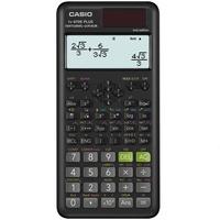 Casio FX-87DE PLUS-2 Technisch Wissenschaftlicher Rechner Schwarz Display (Stellen): 12solarbetriebe