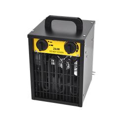 SONNENKÖNIG 20600512 Ventus 200 Heizlüfter (2000 Watt)