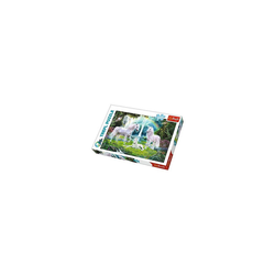 Trefl Puzzle Puzzle 260 Teile - Einhörner, Puzzleteile