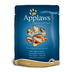 APPLAWS Thunfischfilets & Brachse 70g