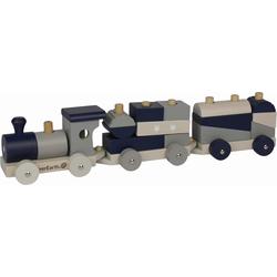 EverEarth® Spielzeug-Eisenbahn Eisenbahn - Pastell