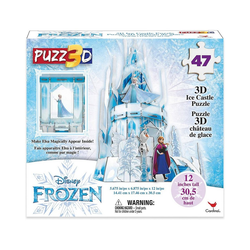 Spin Master Puzzle Frozen 2 - Ice Palace Puzzle, Puzzleteile