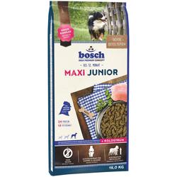 Bosch Petfood Trockenfutter Maxi Junior, 15 kg