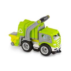 WADER QUALITY TOYS Spielzeug-Auto WADER GripTruck Müllwagen