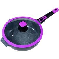 King Click-Grip Bratpfanne 32 cm beere-schwarz