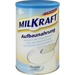 MILKRAFT Aufbaunahrung neutral Pulver 480 g
