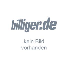 Sieger Bistrotisch mit mecalit-Pro-Platte Ø 60 x 72 cm weiß/Marmordekor weiß