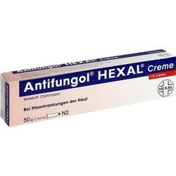ANTIFUNGOL HEXAL Creme