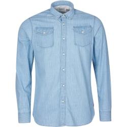 Barbour - Intl Indy Shirt Bluestone - Hemden - Größe: XL