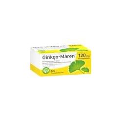 GINKGO-MAREN 120 mg Filmtabletten 120 St