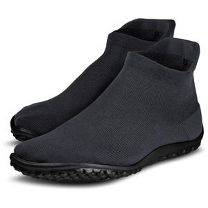 Leguano Barfußschuh SNEAKER Sneaker für Maschinenwäsche geeignet schwarz M (40/41)
