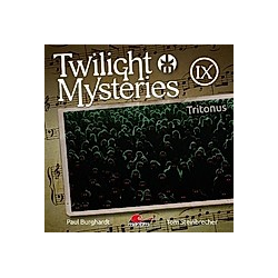 Twilight Mysteries - Tritonus - Hörbuch