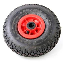 Ersatzrad Luftrad Rad Reifen Schubkarren Räder luftgefüllt Ø 260mm x 85mm