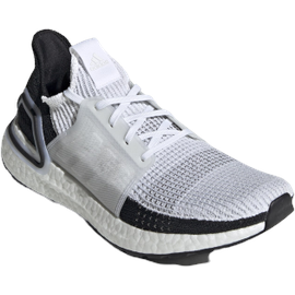 adidas Ultraboost 19 M black/white/grey two 42 2/3