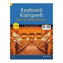 Keyboard Klangwelt: Best Of Instrumentals - Buch