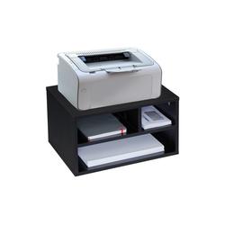 relaxdays Druckertisch Druckerständer Schreibtisch