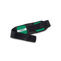 VITALmaxx Hüftgürtel Rückenstützgürtel mit Biofeedback schwarz/grün