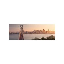 Vlies Fototapete KOMAR, CALIFORNIA DREAMING, 2 Teile, BxH 368 x 124 cm