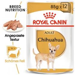Royal Canin Chihuahua Adult Nassfutter 2 x (12 x 85 Gramm)
