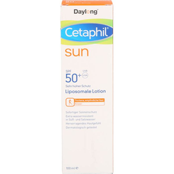 CETAPHIL Sun Daylong SPF 50+ liposomale Lotion 100 ml