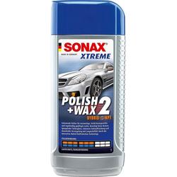 SONAX Autopflege Polish&Wax Xtreme, 0,5 l grau