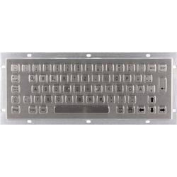 Joy-it IPC-Tastatur-01A Industrie PC Tastatur ()