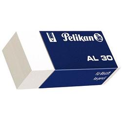 Pelikan Radiergummi für Bleistift AL30 weiß