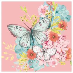 PPD Papierserviette Louise Butterfly 20 Stück 33 cm