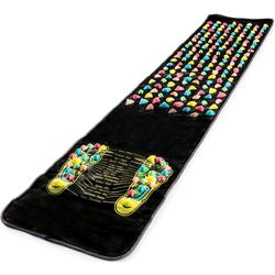 Fußreflexzonen-Massagematte, Massagegeräte, 96314625-0 schwarz schwarz