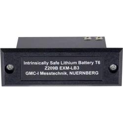 Gossen Metrawatt Z209B EXM-LB3 Ersatzteil Eigensichere Lithium Batterie für METRALINE EXM25B 1St.