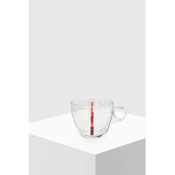 Kimbo Cappuccino Glas mit Henkel