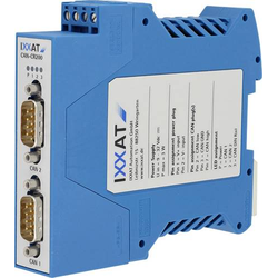 Ixxat CAN Repeater CAN Bus 1.01.0067.44010 Betriebsspannung: 12 V/DC, 24 V/DC