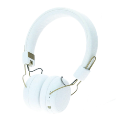 Kreafunk Bluetooth-Kopfhörer On-Ear aWEAR weiß