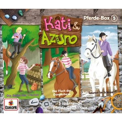 Kati & Azuro Box 05 (Folgen 13 14 15)